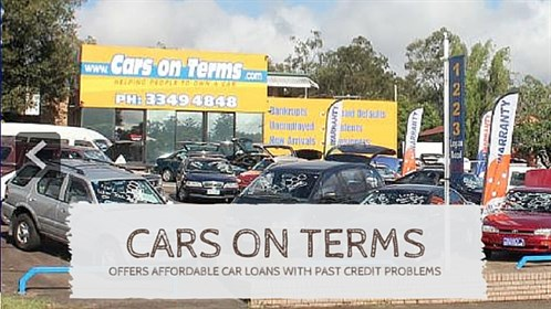 Car -loans -past -credit -problems