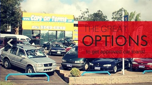 Guaranteed -car -loan Approval -brisbane